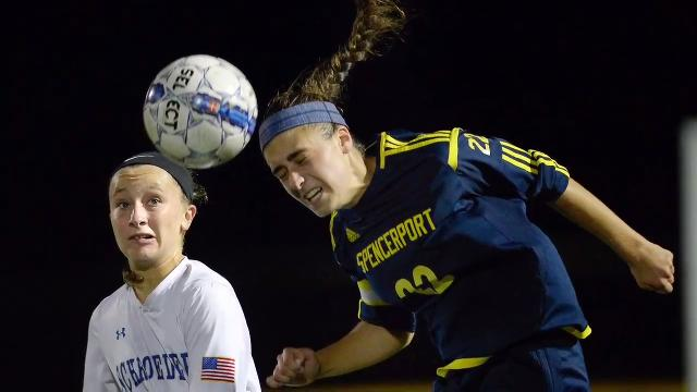 No. 1 Spencerport cruises past No. 2 Webster Schroeder