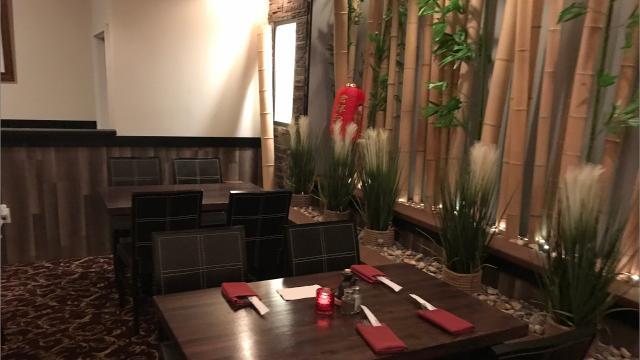 New restaurant is in the back of Sakura Home in Brighton.