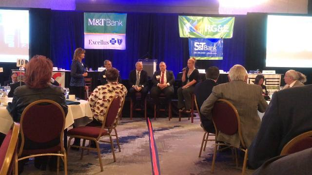 State of Rochester's Economy: Moments