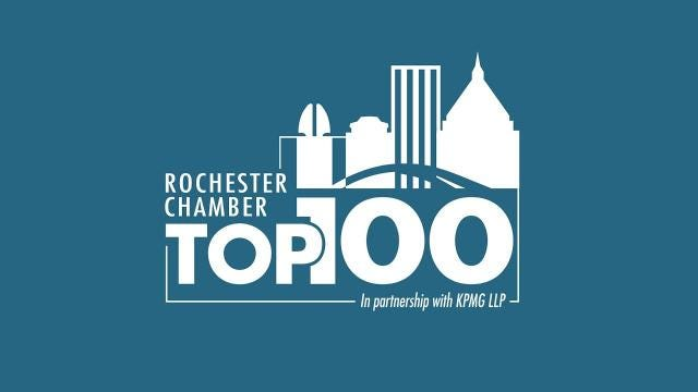 2017 Greater Rochester Chamber Top 100