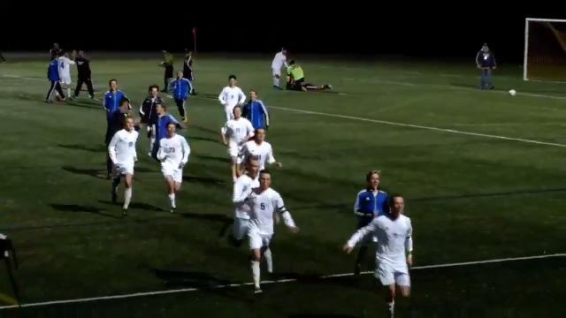 Sportsmanship wins: Brockport boys show heart consoling Arcadia soccer  player
