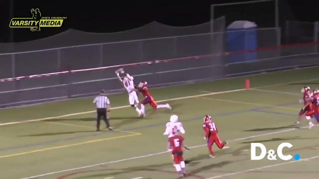 Major runs in Section V Top 5 plays