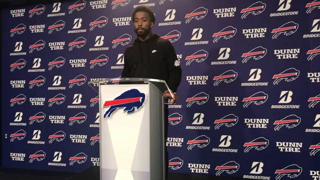 Tyrod Taylor on the Bills upcoming game with the Saints
