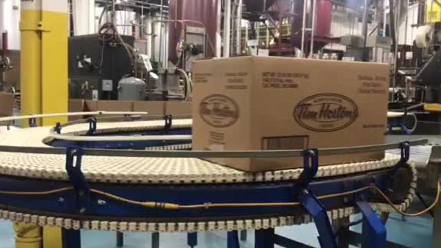 International coffee chain Tim Hortons produces coffee for all of its U.S. stores and some of its Canadian stores at a facility in Henrietta.