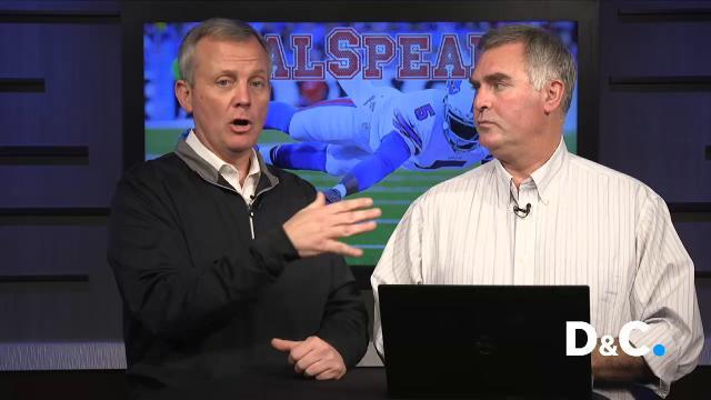 Buffalo Bills offense needs to help Nathan Peterman