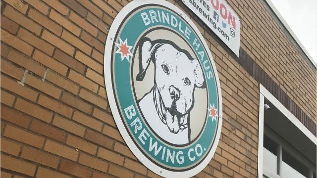 Brindle Haus Brewing features a warm and inviting taproom in the village of Spencerport. (Nov. 16, 2017)