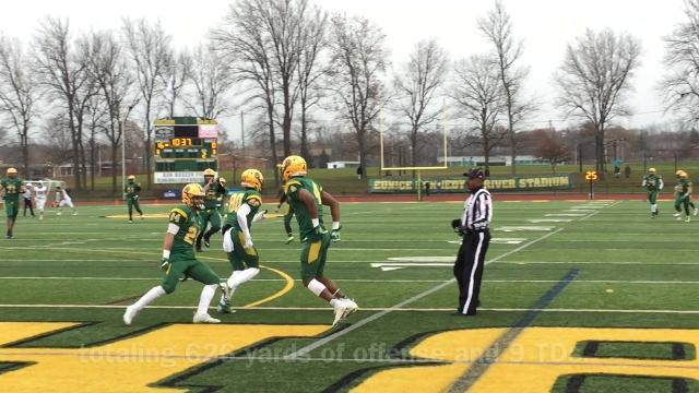 Brockport beats Plymouth State in first round of NCAA playoffs