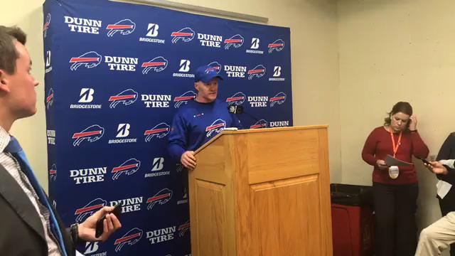 Sean McDermott says people don't give team a chance