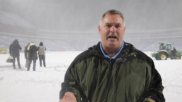 The Bills Snow Game Photo Seen Around The World