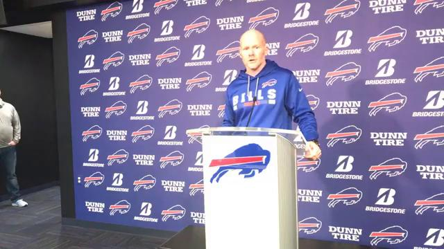 Sean McDermott: Tyrod Taylor makes progress, Peterman in concussion protocol