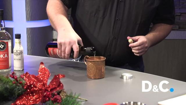 Cocktail recipe: How to make a Harvest Mule