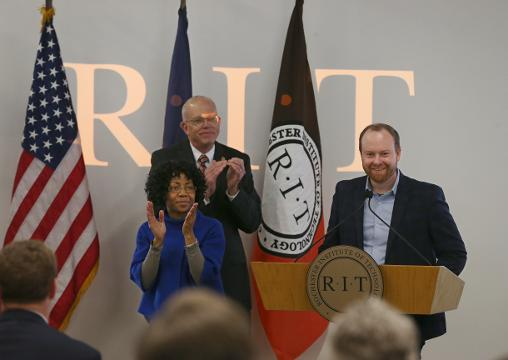 Austin McChord, RIT alum and founder of Datto, gives $50 million to RIT