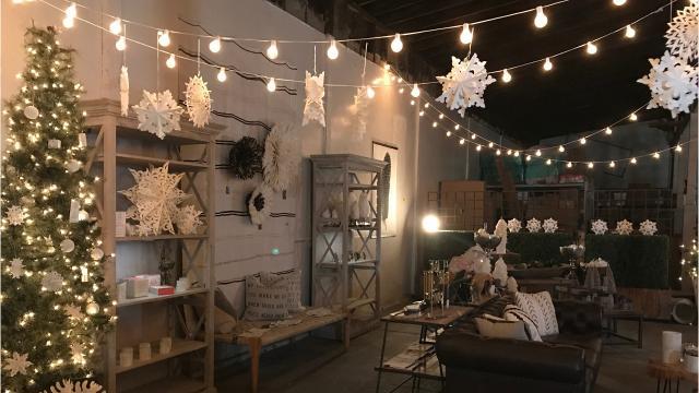 New Home Decor Shops Open Near Public Market
