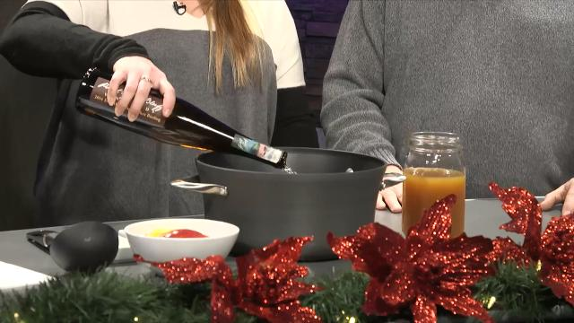 How to make Hot Mulled Riesling