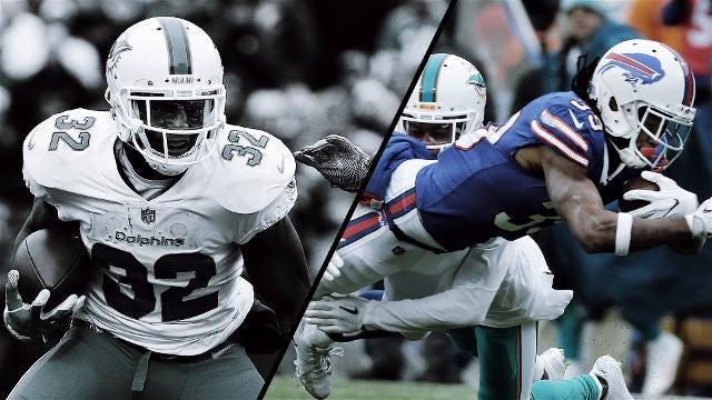 Buffalo Bills vs. Miami Dolphins 2