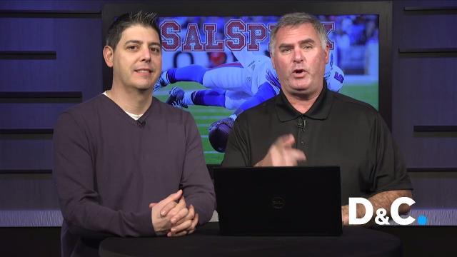 Buffalo Bills vs Miami Dolphins pregame show