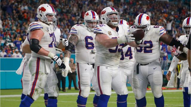 Bills beat the Dolphins: Week 17