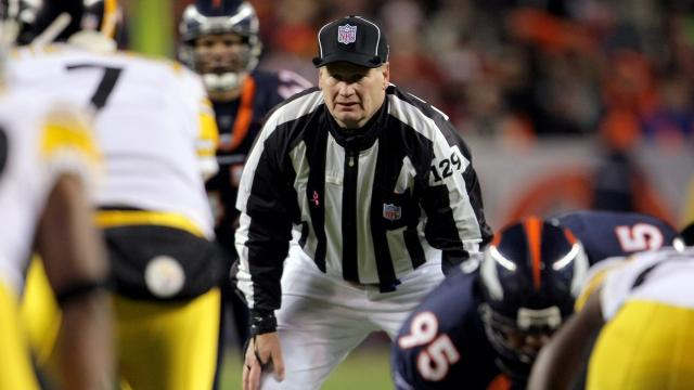 The 18th-year NFL official is scheduled to be the umpire on the seven-man crew that will officiate the first Bills playoff game since the 1999 season, the year before Schuster's NFL career started.