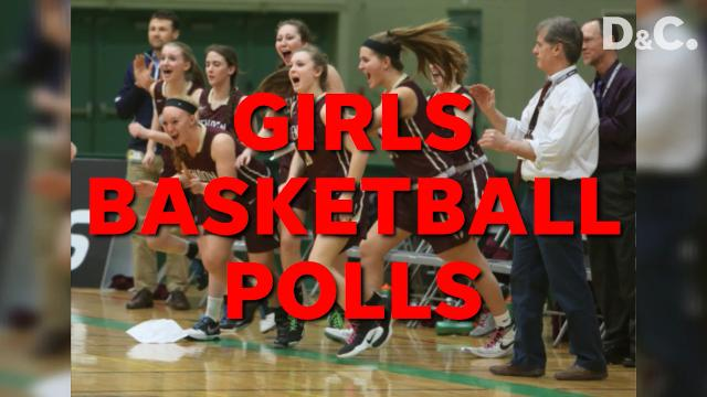 Here are the Section V large and small school polls. (Jan. 10, 2018)