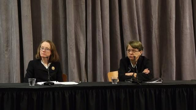 The University of Rochester and embattled professor Florian Jaeger both exercised poor judgment but ultimately did not stray from the law or campus policy on sexual misconduct, former U.S. Attorney Mary Jo White said.