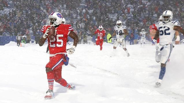 Buffalo Bills: That's a wrap, or is it?