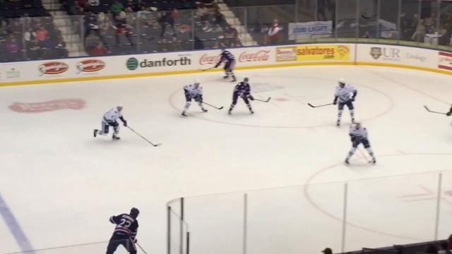 Amerks highlights against Utica, Jan. 15
