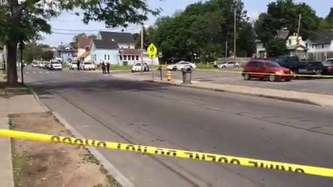 A 29-year-old man who was shot on Sixth Street dies from wounds on Bay Street on May 26, 2015.