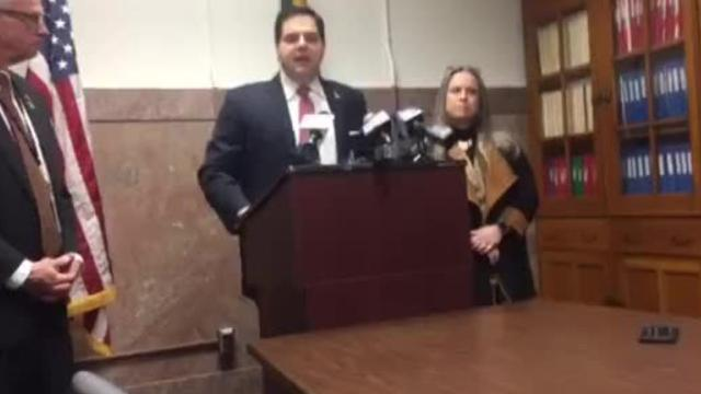 Joe Morelle, Jr., introduces three pieces of legislation to get balling rolling on lease talks with the Rochester Red Wings.