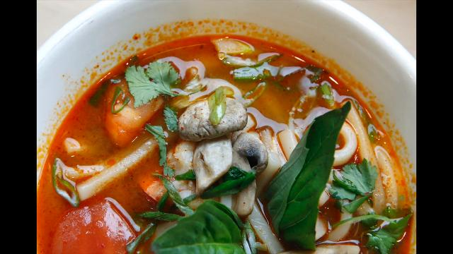A new Thai restaurant, Khong Thai Cuisin, has opened at 260 Winton Road in the North Winton Village. (February 2018)
