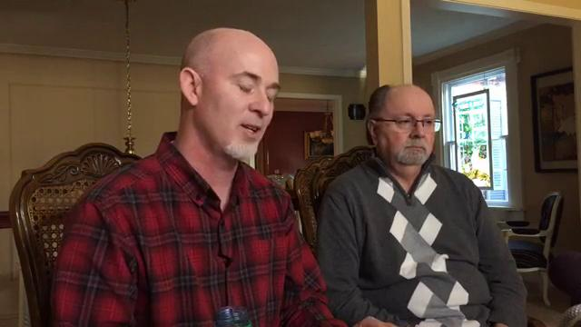 Bobby Ross says there are many questions that may never be answered after Robert and Mary Ross were identified as the occupants of an SUV recovered from the Genesee River. (Feb. 16, 2018)