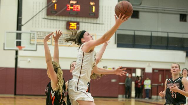 The senior guard/forward was always talented offensively, but buying into being the best she can be on defense enhanced her all-around game. Now the Monmouth University-bound player hopes to go out with a Section V title.