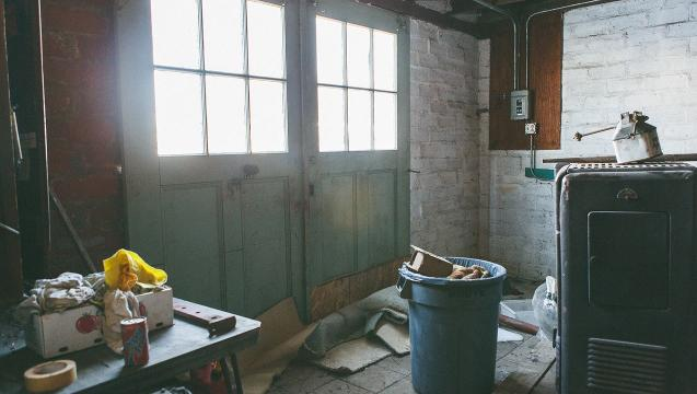 Irondequoit Beer Co. will be part of the next phase of the I-Square project and will be in an old barn on the Vercruysse farm property. (Feb. 28, 2018)