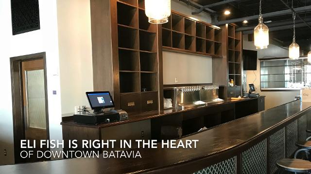 Co-owners Matt Gray and Jon Mager highlight why the downtown brewery could help transform the area. (March 1, 2018)