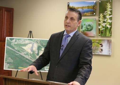 Jeff Richardson, Waste Management: 'We will meet that April 30th deadline.'