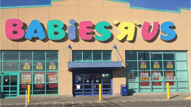 Local Toys R Us Babies R Us Set Closure Dates
