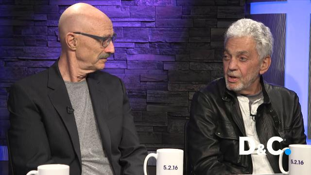 Rochester Music Hall of Fame inductee Steve Gadd talks about growing up in Irondequoit and performing with Dizzy Gillespie and other famous musicians when he was a boy. (April 20, 2018)