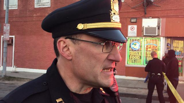 Rochester Police Capt. Jeff Koehn said police were called to Sidney Street around 6:30 p.m. (April 21, 2018)