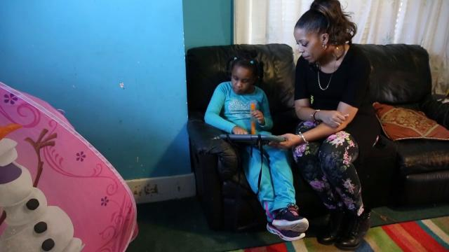 Clara Washington speaks to what it's like raising her 7-year-old daughter Jayla Morrison who has autism. Washington said although she's had much support from AutismUp, she wishes more programs were available in the city of Rochester.