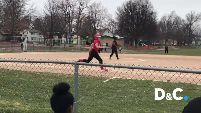 An inside-the-park home run from Yamilex Morales at Wilson Magnet is the winning play this week! Upload  videos to yourvideo.democratandchronicle.com for a chance to win a $1,000 donation for your athletics department.