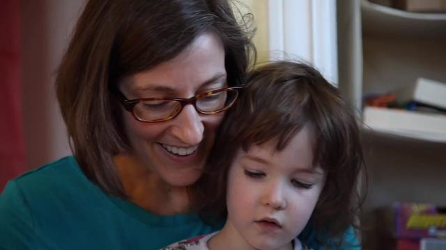 Melissa Sievers and her husband Chris moved their family to greater Rochester from the Baltimore area after their youngest daughter, Vivian, was diagnosed with autism.