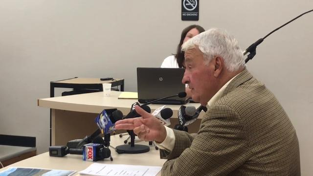 Local billionaire Tom Golisano wants to slash the assessment of his South Bristol property by half, saying the geese problem should allow him to pay less for the property on taxes.