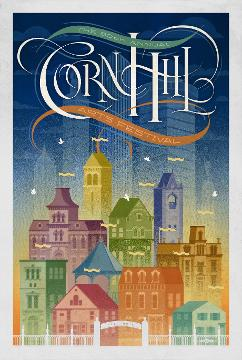 The Corn Hill Neighbors Association, organizers and sponsors announce details of the 50th Annual Corn Hill Arts Festival, July 14th and 15th, in historic Corn Hill.