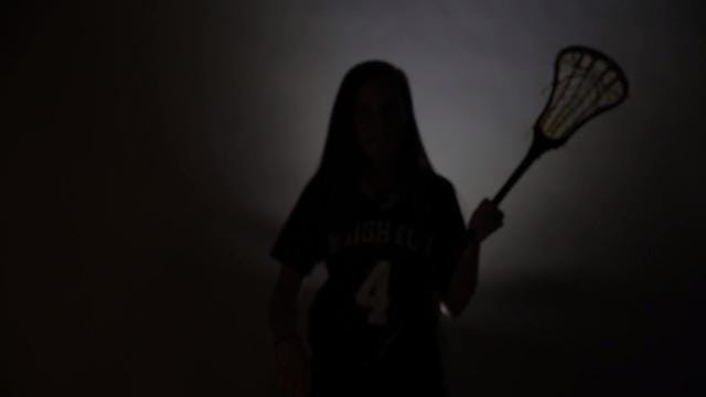 In this video, the All-Greater Rochester Girls Lacrosse Player of the Year is revealed.