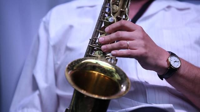 Sights and sounds at the Xerox Rochester International Jazz Festival on June 25, 2018.