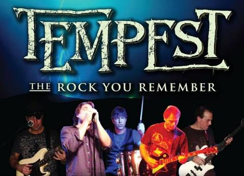 Sheila Rayam talks with members Tempest who are bringing some rock to the Xerox Rochester International Jazz Festival.