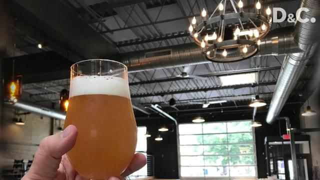 CBW, which helped create a second wave of craft beer in Buffalo, is nearing the open of a huge second location in Buffalo's lower west side. Expansion means more of its beer will make its way to Rochester. (Aug. 7, 2018)