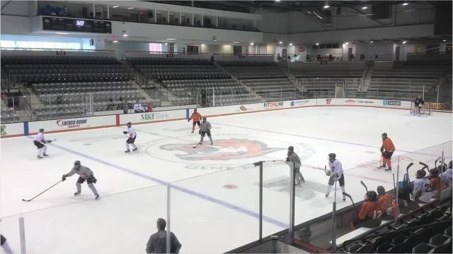 Tigers return 20 veterans and after two down years, hope to return to challenge for another Atlantic Hockey title, NCAA berth.