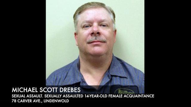 sex offenders sex vid