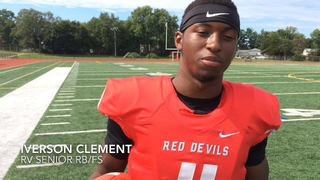 Football: Focus on Rancocas Valley senior RB Iverson Clement