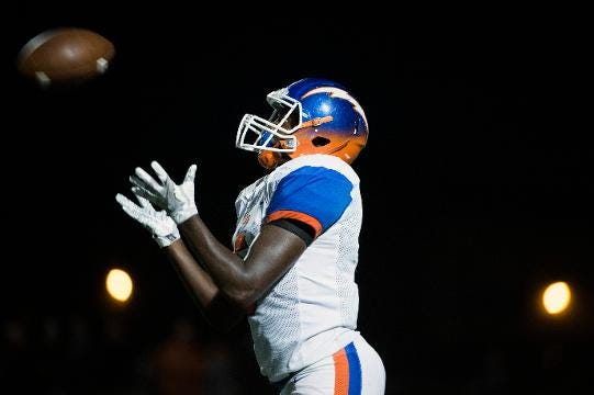 WATCH: Millville defeats Egg Harbor Township 47-7